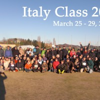 Orb show / Italy Class 201 – March 25 – 29, 2015 (Sportilia)
