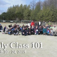 Orb show / Italy Class 101 – March 20 – 24, 2015 (Sportilia)