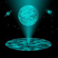 """LeScienze """"Il nostro universo potrebbe emergere come un ologramma"""""""