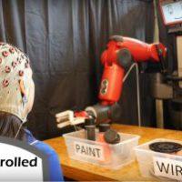 La forza del pensiero può guidare un robot a distanza