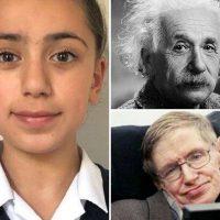 Questa bambina di 11 anni è più intelligente di Albert Einstein e Stephen Hawking